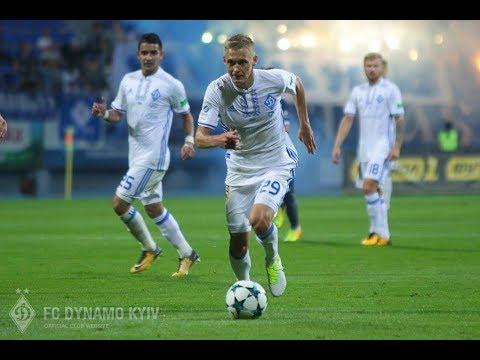 Буяльский из «Динамо» Киев забил фантастический гол в стиле Месси