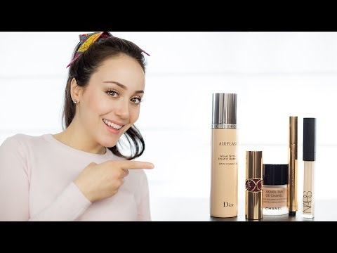 Top 5 High End Make-up Produkte by Hatice Schmidt klip izle