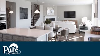 New Homes by Pulte Homes – Mooreville Floorplan