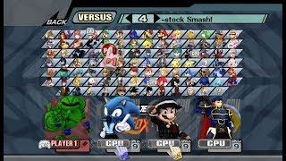 super smash bros brawl project m iso