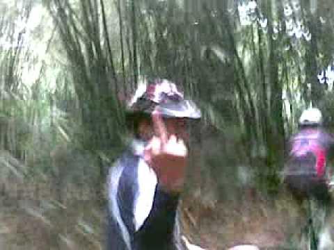 fun bike hutan bambu pengelipuran Bangli Bali