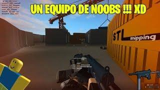 PHANTOM FORCES |GREASE GUN| [EL PEOR EQUIPO DEL MUNDO]
