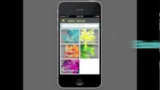 Bible Bloom iPhone Bible App