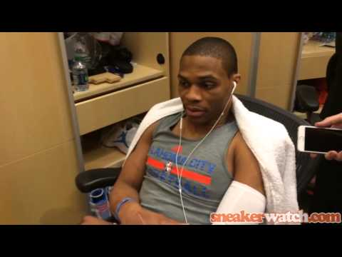 Russell Westbrook Responds to Allen Iverson's Huge Compliment