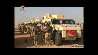 Egyptian Rapid Deployment Forces (RDF) قوات التدخل السريع