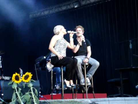 Ina Müller und Johannes Oerding - YouTube