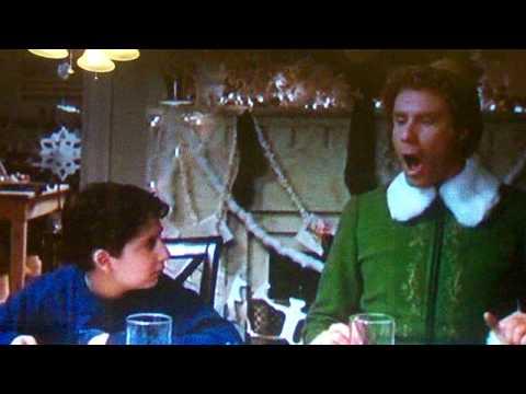 Elf on the Shelf Day 17 - YouTube