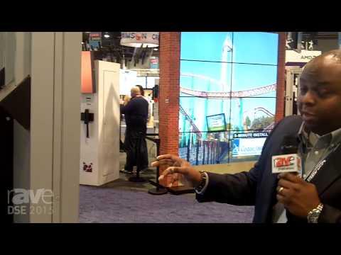 DSE 2015: Stratacache Highlights High Bright Outdoor Digital Display