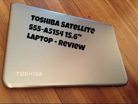Review - Toshiba Satellite S55-A5154 15.6