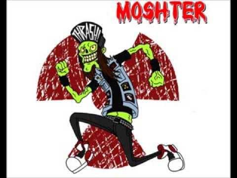 Moshter - Contraataque de thrash (Adelanto del demo Primer Asalto)