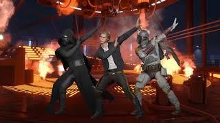"""Battlefront 2 """"I'm Han Solo"""" remastered"""