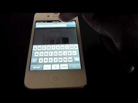 Using 3G on iPhone 4 Virgin Mobile (Surfing the Web)