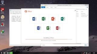 Cara Praktis Install Microsoft Office 2016