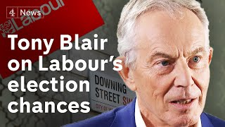 Tony Blair:  'Don't mix up election with Brexit'