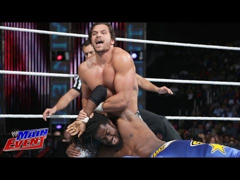 Kofi Kingston vs. Fandango: WWE Main Event, Nov. 20, 2013