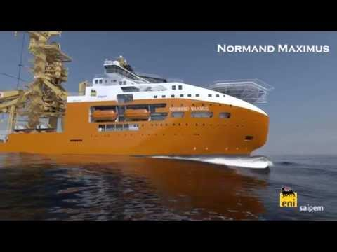 Normand Maximus: unique asset for ultra-deepwater installation
