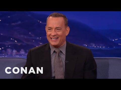 When Tom Hanks Read For
