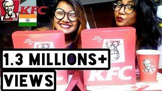 KFC Meal Box Challenge    INDIA    Eating Challege    Episode-6