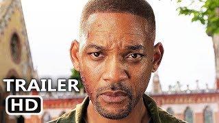 PROJETO GEMINI Trailer Brasileiro DUBLADO (Will Smith, 2019)