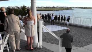 Video Shore Catering Avalon Wedding