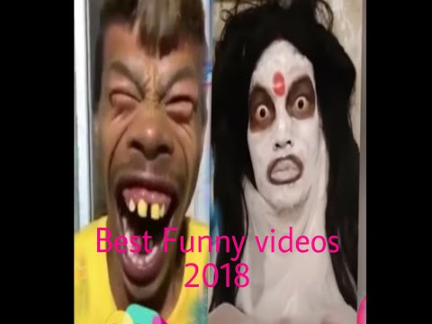 Try not to laugh,funny videos 2018,best ,comedy,prank videos.Must Watch Funny