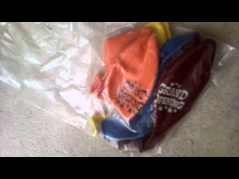 Receiving a package from topballoon.de