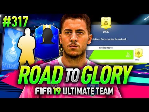 FIFA 19 ROAD TO GLORY #317 - HIGH RATED PREM TOTS!!