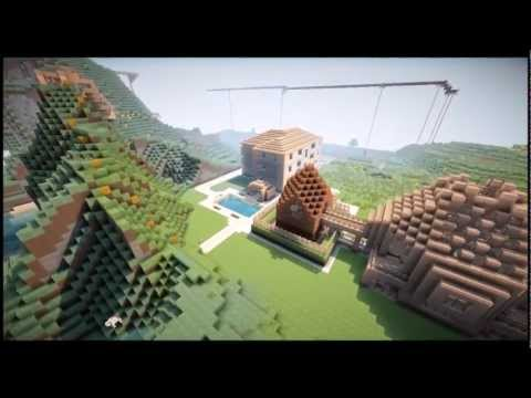 Welcome To Rebal Lands (Minecraft Musiikkivideo)