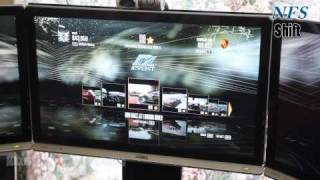 Need For Speed Shift 5040x1050 Triple LCD Maxishine Video