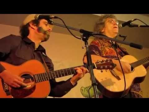 Rod MacDonald and Dave Nachmanoff - Unearthly Fire (South Florida Folk Fest, 2011)