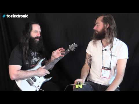 John Petrucci (Dream Theater) creates his