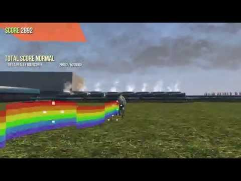 Goat Simulator Gameplay