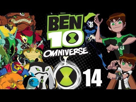 Let's Play Ben 10 Omniverse #14 - All Our Base Are Belong To Malware
