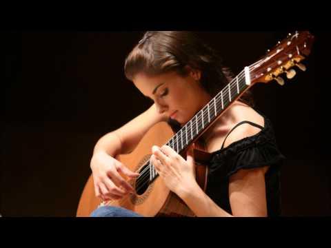 Ana Vidovic - Sonata Romántica By Manuel M. Ponce