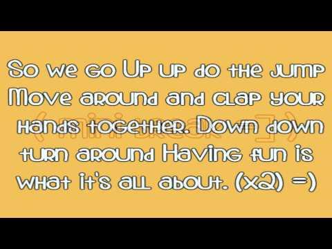Bing Bang By: Lazy Town W  Lyrics video