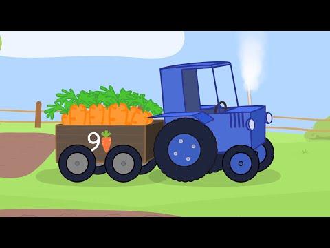 Развивающий мультик - Смарта и Чудо-сумка - Цыпленок ищет маму - Мультфильм 1