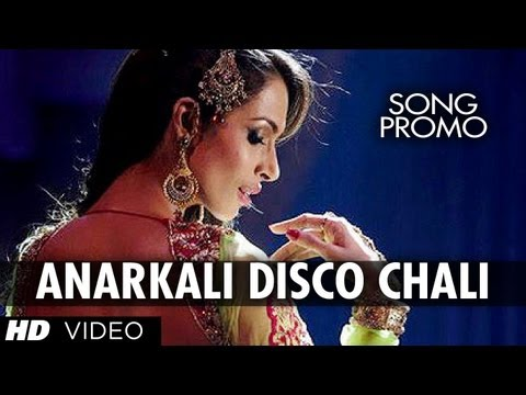 Anarkali Disco Chali (song Teaser) Housefull 2 | Malaika Arora Khan video