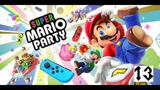 Super Mario Party en Español 13ª parte: Empieza el gran camino
