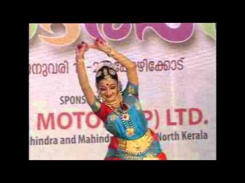 School Kalolsavam 2015 Bharathanatyam - Chest No 107 video