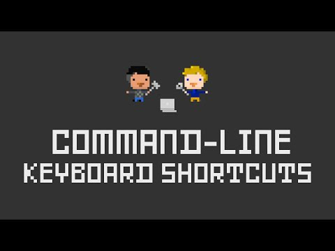 Totally Tooling Mini Tip: Command-line Keyboard Shortcuts