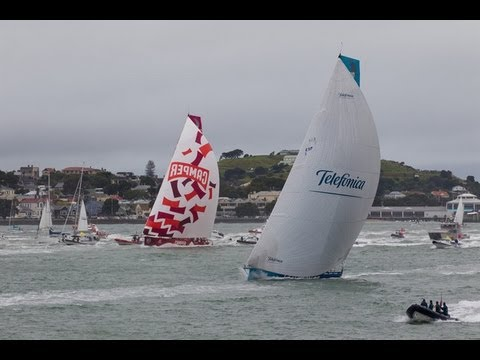 Margin Call - Volvo Ocean Race 2011-12