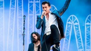 Watch Arctic Monkeys Crying Lightning video