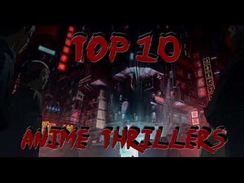 Top 10 Mejores Thriller Del Anime video
