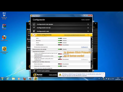 Norton Internet Security 2011 // Full // Español // HD