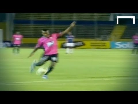 Orejuela's unstoppable shot - Deportivo Quito vs Independiente