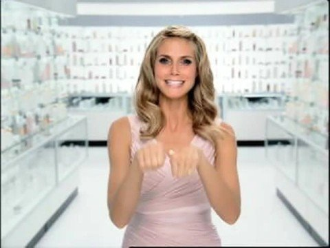 Heidi Klum - Behind the Scenes for In an Instant