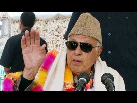 Politics Uncut: Farooq Abdullah - Full Debate (29th April 2014)