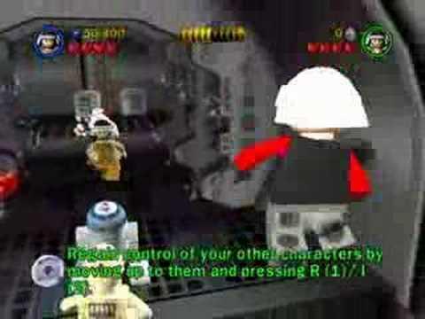 LEGO Star Wars II Campaign Part 1, Segment 2
