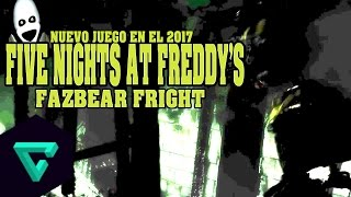 NUEVO FIVE NIGHTS AT FREDDY