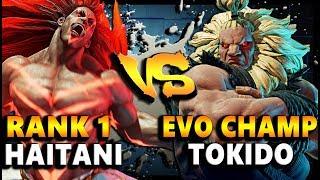 download lagu Sfv - Evo Champ Tokido  Akuma  Vs gratis